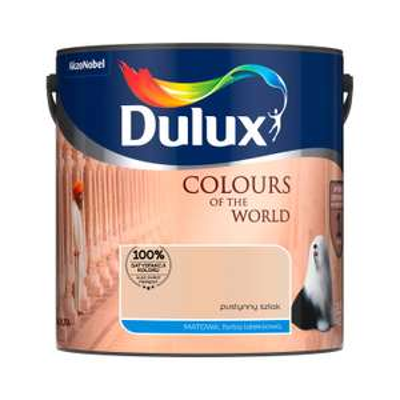 Dulux Biała za 1zł do zakupu 2 puszek farby