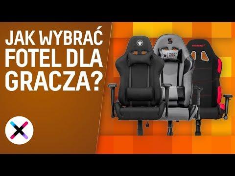 X-kom Tańsze fotele gamingowe: SPC Gear, Silver Monkey, AKRACING