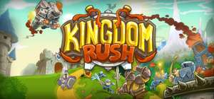 Kingdom Rush -70% na Steam