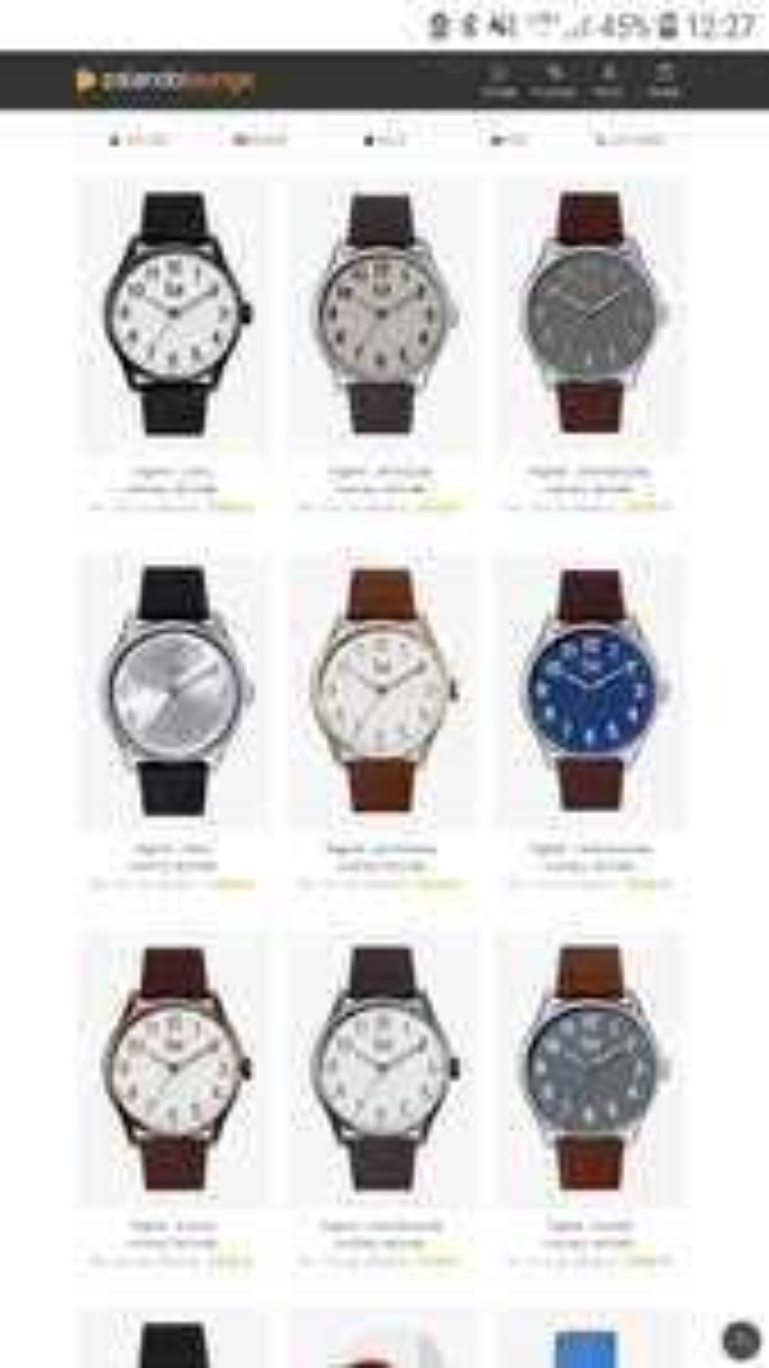 Zalando Longue  do -70% na zegarki Ice watch