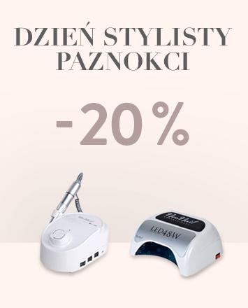 NeoNail Dzień Stylisty Paznokci -20% na wybrane artykuły online i stacjonarnie