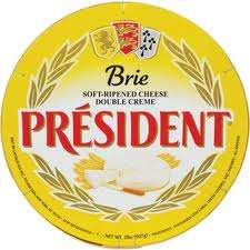 Ser brie lub camembert firmy President za 2,79 zł @ Kaufland