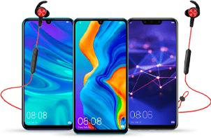 Słuchawki bluetooth Huawei AM61 Gratis