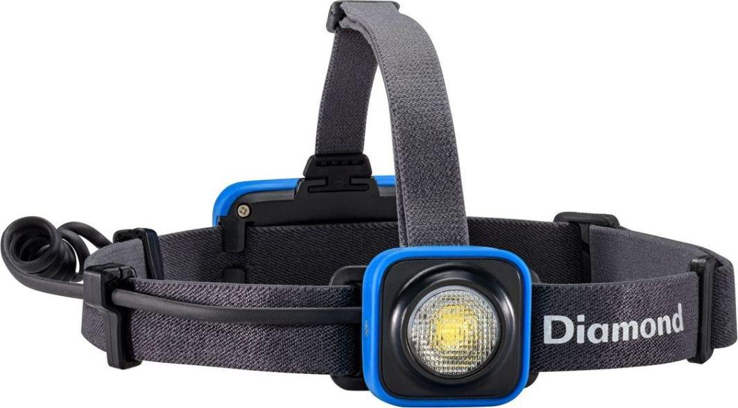 BLACK DIAMOND Sprinter - latarka czołowa dla biegaczy i nie tylko, 200lm, 50m, aku,  IPX4, odbiór 0 zł w netpunktach