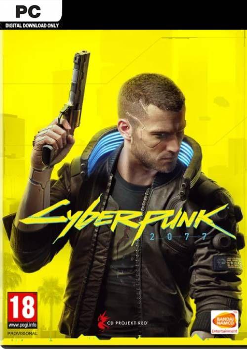 Cyberpunk 2077 PC Pre-Order
