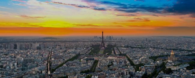 Loty do Paryża z Katowic od 78 w dwie strony! @ Wizzair