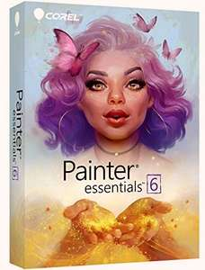 Corel Painter Essentials 6 za darmo! (Windows, Mac)