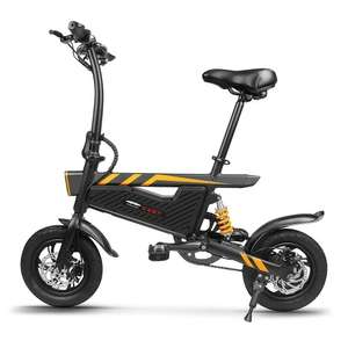 Ziyoujiguang T18 składany rower elektryczny