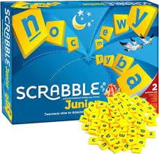 Scrabble Junior 2 poziomy gry