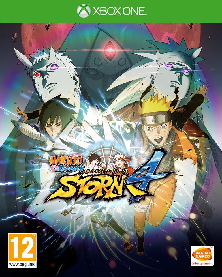 Xbox Naruto Shippuden: Ultimate Ninja Storm 4 @Zavvi