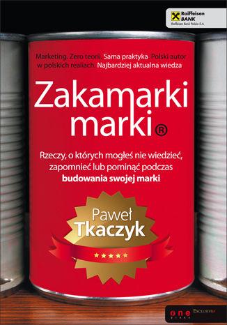 """Audiobook """"Zakamarki marki"""" Pawła Tkaczyka za 12,90 zł @ ebookpoint"""