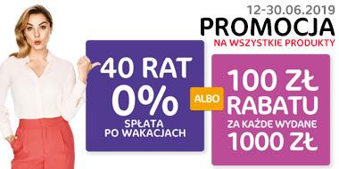 -10% na kuchnie + 100zł rabatu za każde wydane 1000zł lub 40 rat 0% @ Agata Meble