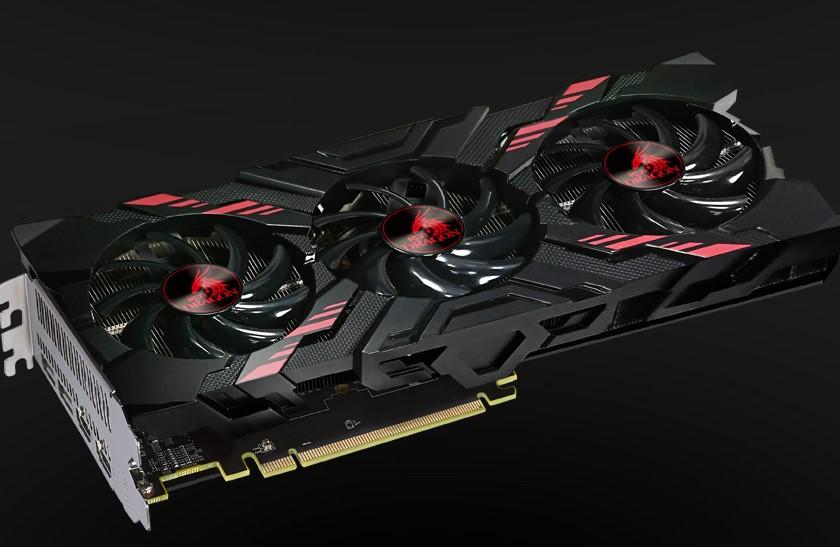 AMD PowerColor Radeon RX VEGA 56 Red Dragon - 8GB HBM2 - Karta graficzna