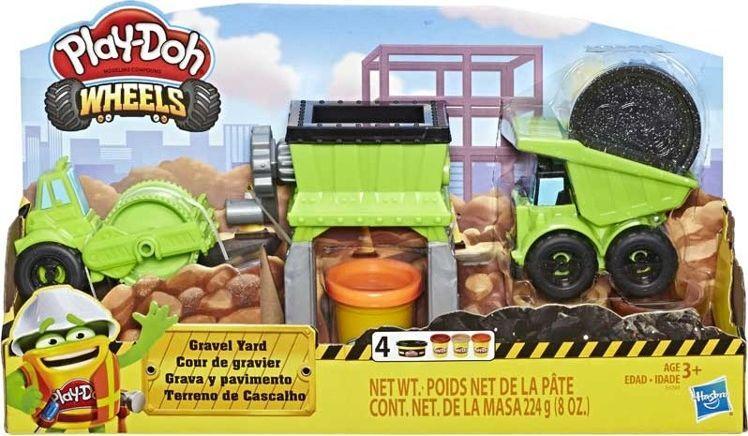 Play-Doh Wheels Żwirownia - wysyłka 0 zł