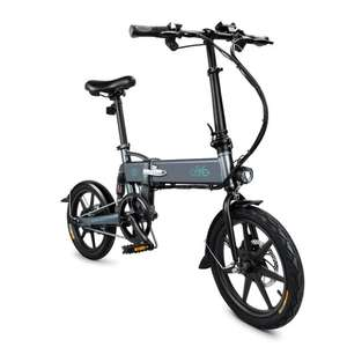 FIIDO D2 SHIFTING VERSION 16 INCH składany rower elektryczny
