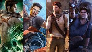Gry z serii Uncharted i The Last of Us po 38zl (PSN US)