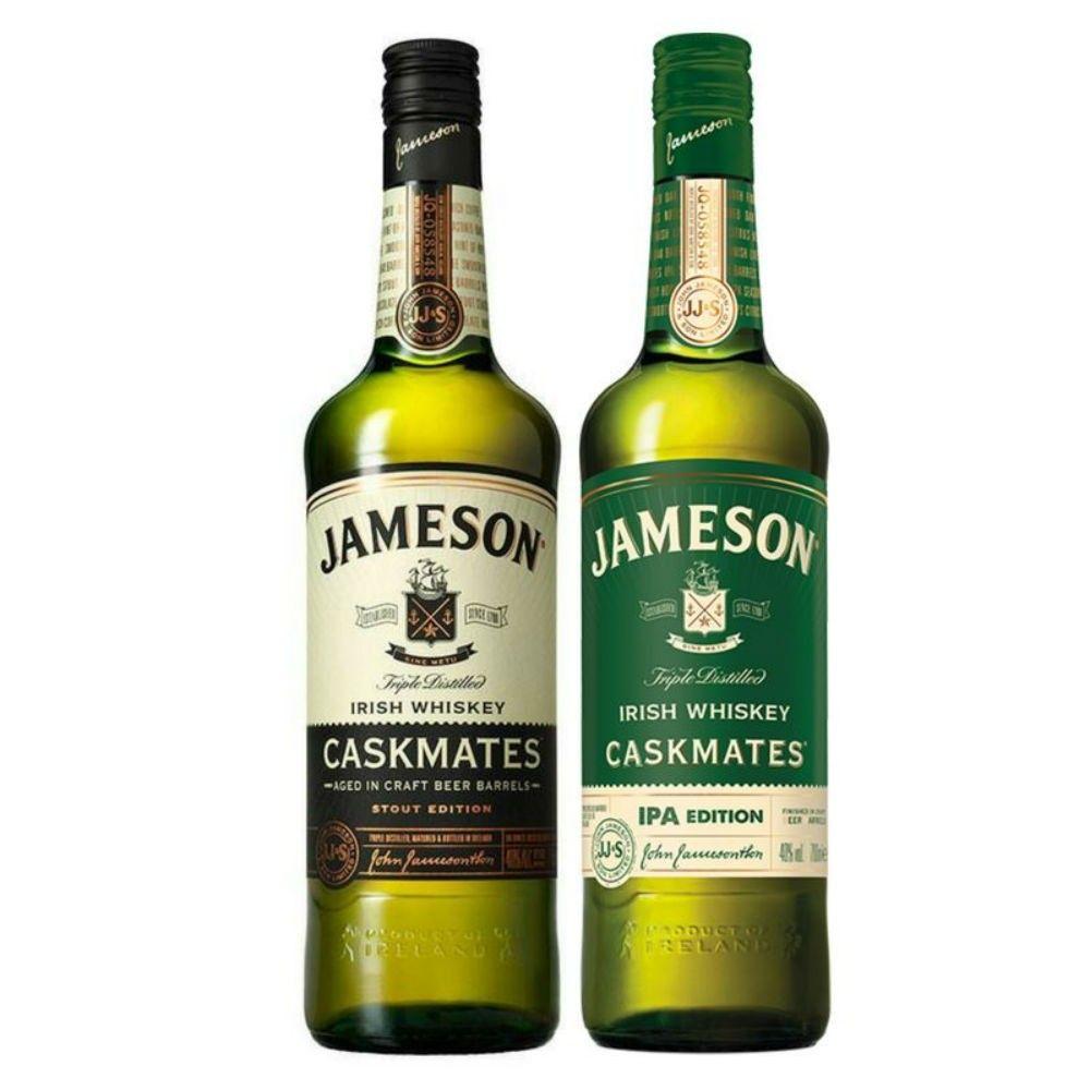 Whisky Jameson Caskmates 0.7 - Stout / IPA -  Lidl
