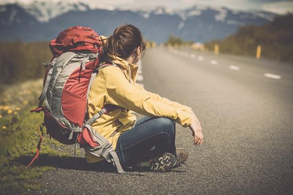 Sprzęt turystyczny - plecaki średnie i małe (Jack Wolfskin, Camelbak, Deuter, Vaude, Tamrac)