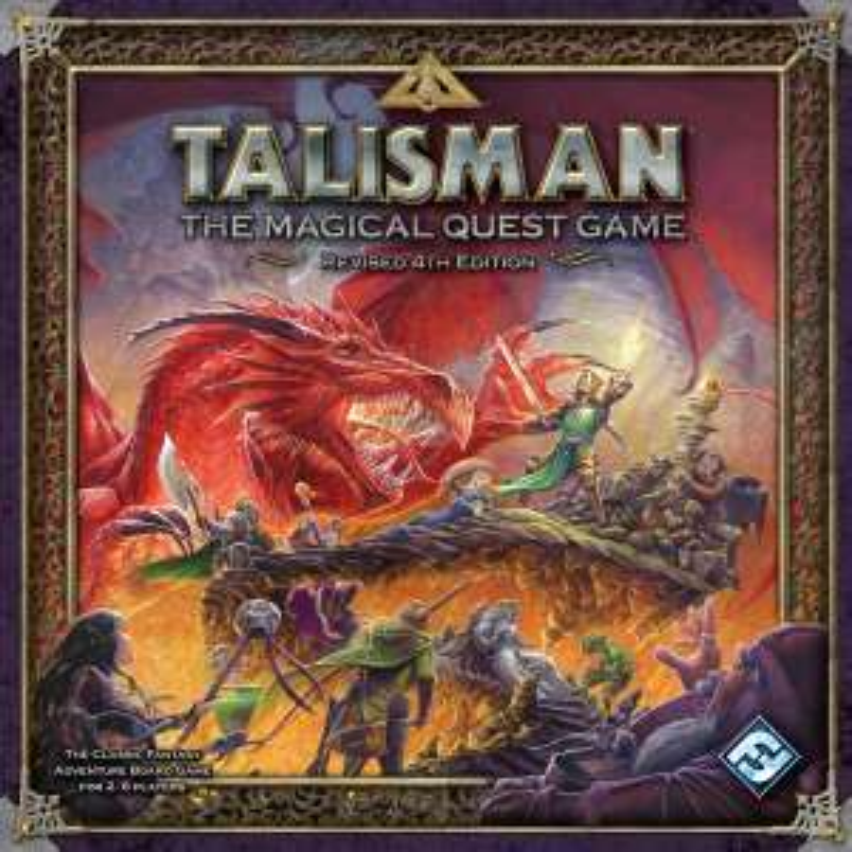 Darmowa wersja cyfrowa gry Talisman @ Nomad Games