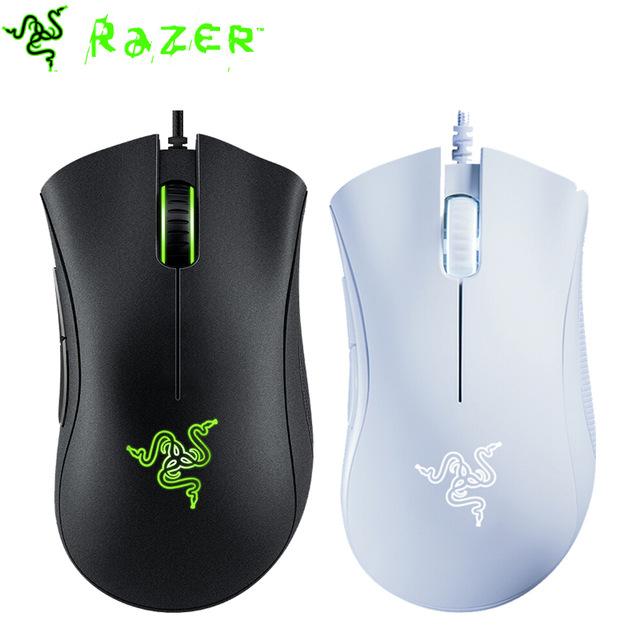 Razer deathadder essential black/white