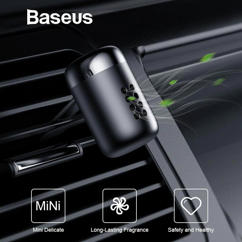 Delikatny zapach do auta + 5 wkładów Baseus