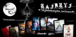 Thrillery i Horrory 55% taniej @ ebookpoint.pl