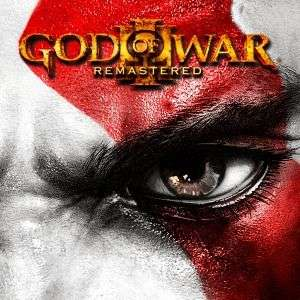 God of War III Remastered (PSN HK)