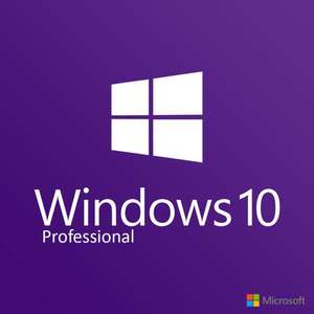 Microsoft Windows 10 Pro Retail