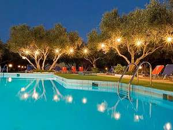 Grecja / Kreta / Annalipsis - Elia Apartments - dojazd własny