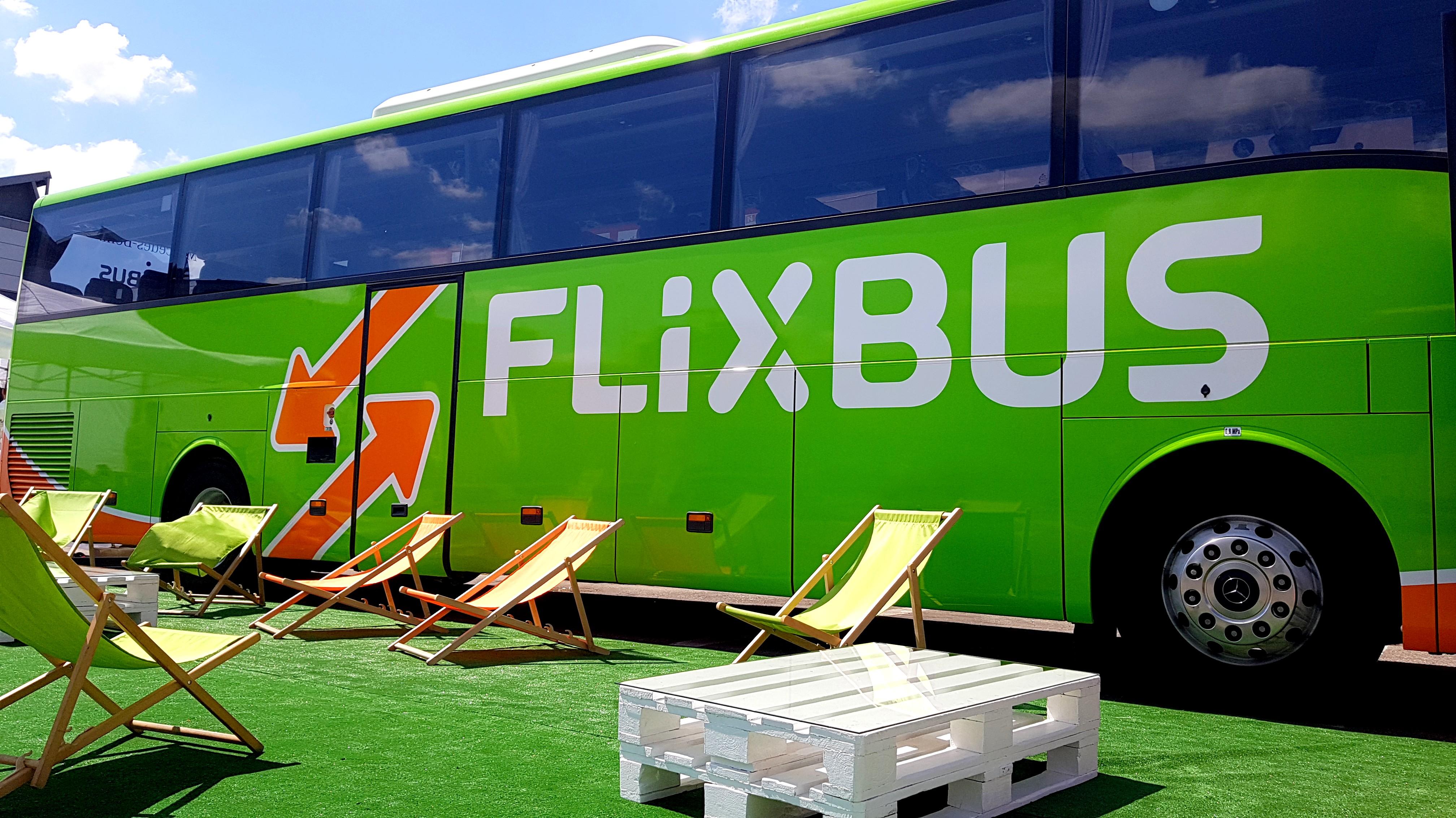 Akcja rabatowa FlixBus