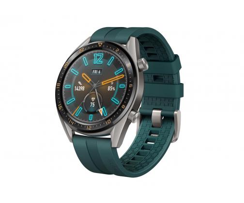 Huawei Watch GT Active zielony, obniżka ceny w x-kom