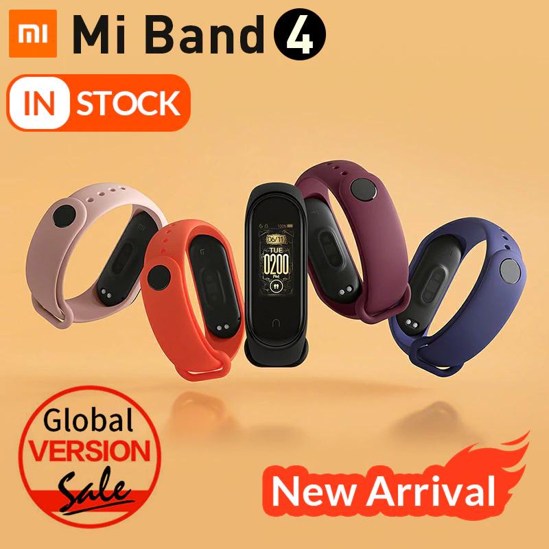 Xiaomi Mi Band 4 - nowość, wersja global