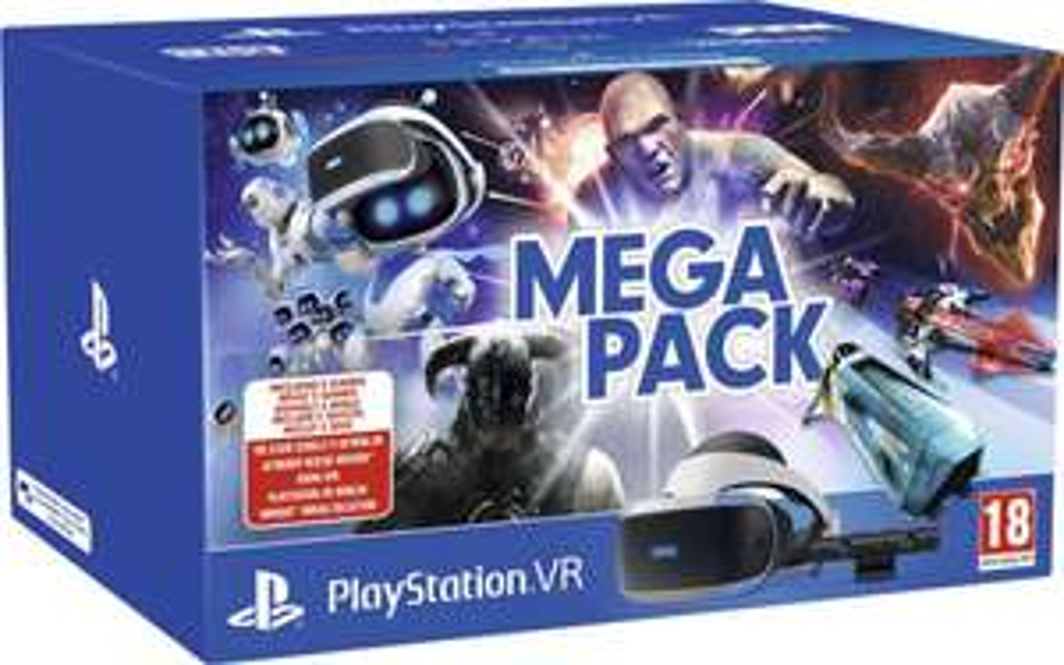 Sony PlayStation VR Mega Pack w morele.net