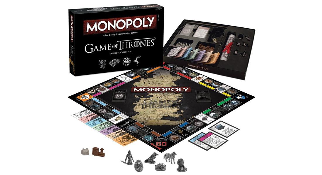 Monopoly: Game of Thrones za 108,90zł @ Satysfakcja