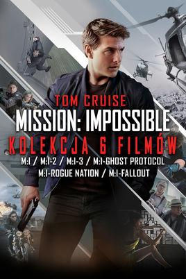 Mission: Impossible. Kolekcja 6 Filmów aut. Paramount Home Entertainment Inc. Wybrane części w 4K, Dolby Vision, Dolby Atmos. TvApple/iTunes
