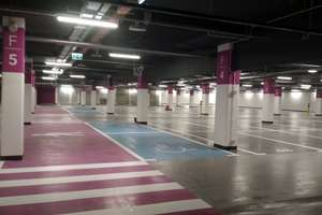 Darmowy parking Opole Solaris Center