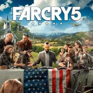 Far Cry 5 PS4 za 41zl (PSN HK) - język PL