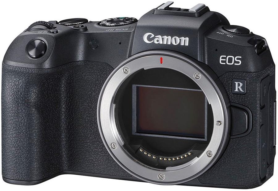 Canon EOS RP + Adapter mocowania EF-EOS R + cashback do 860zł przy zakupie z obiektywem