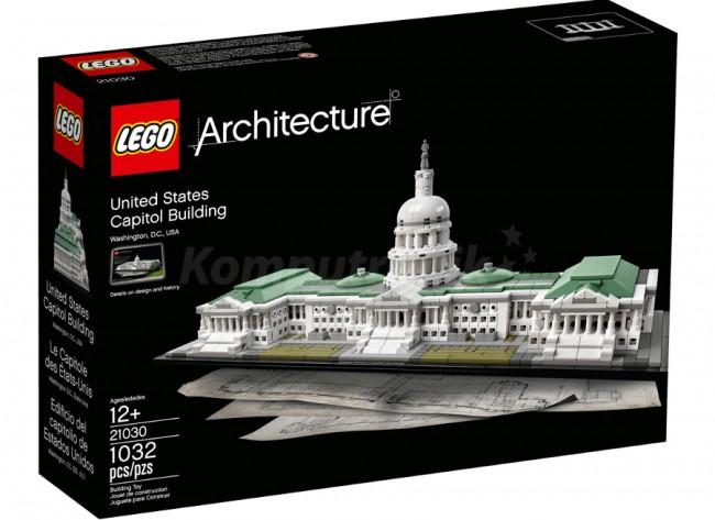 LEGO Architecture Kapitol Stanów Zjednoczonych 21030 na komputronik