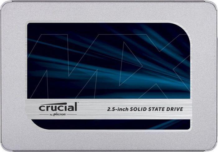 Dysk SSD Crucial MX500 500GB SATA3 (CT500MX500SSD1)
