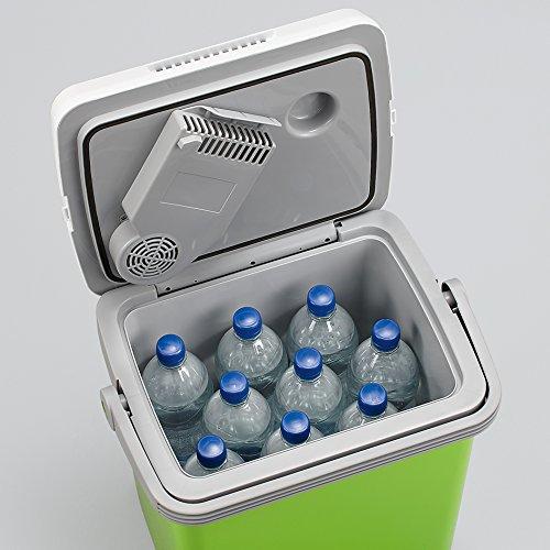 Severin KB 2922 lodówka podróżna elektryczna z funkcją chłodzenia i utrzymania ciepła - 20 litrów