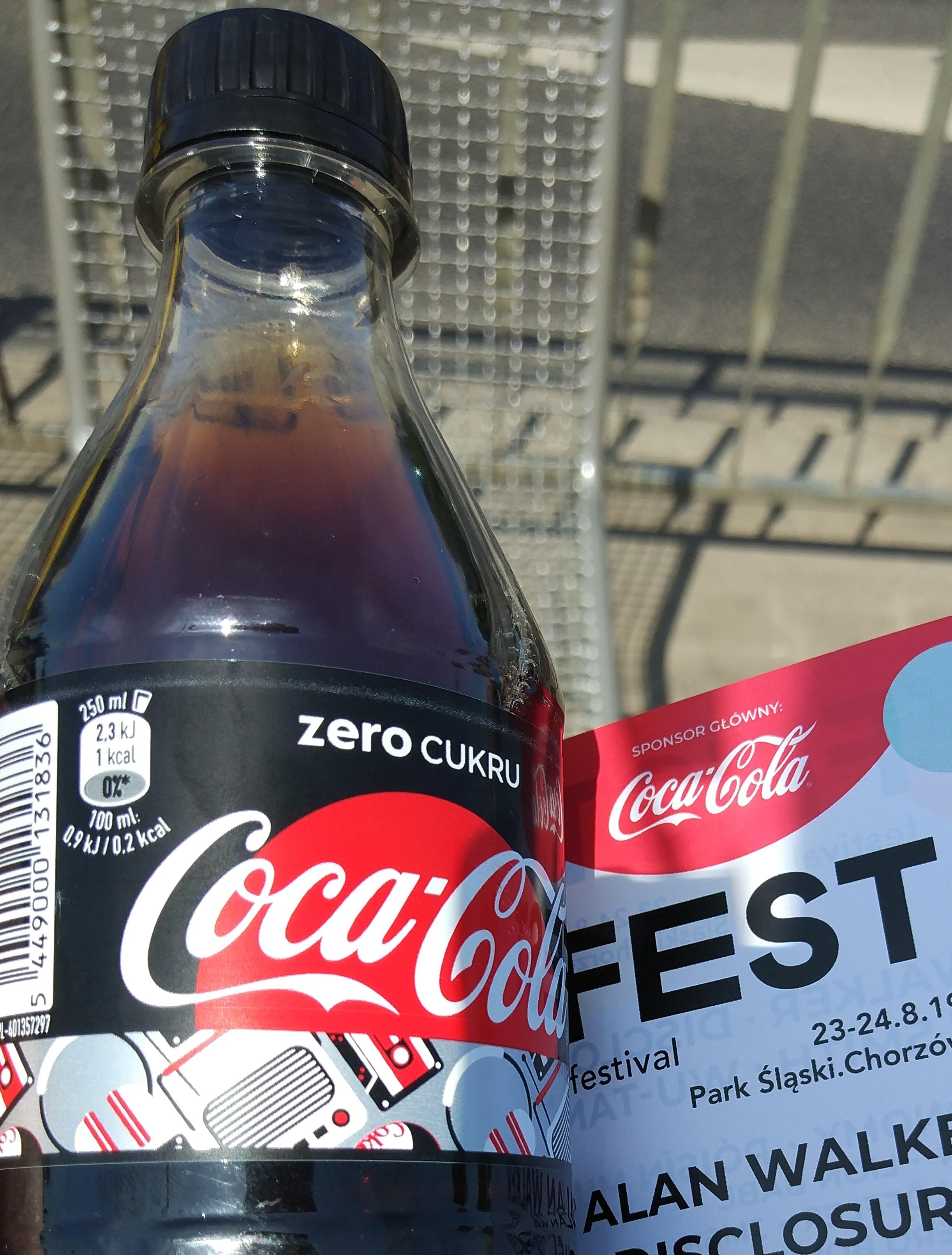 Coca-Cola za darmo Wrocław