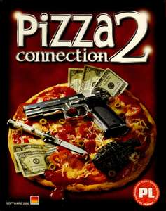 Pizza Connection 1 i 2 + 6 innych gier