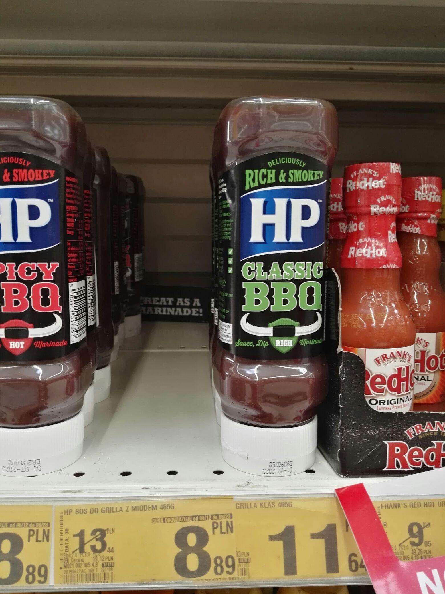 HP BBQ