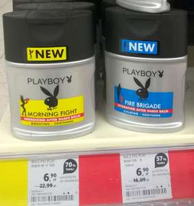 Playboy Morning Fight i Brigade 100ml Balsam w Tesco