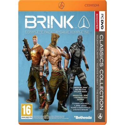 Brink Complete Pack PKK PL PC + koszulka