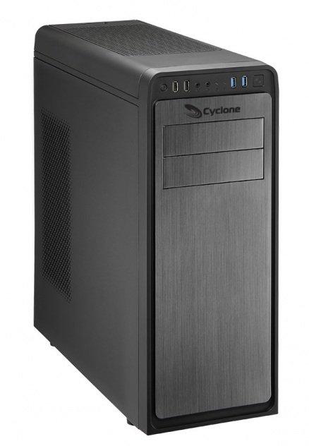 Obudowa Cyclone Titan T90 Pure Black USB 3.0