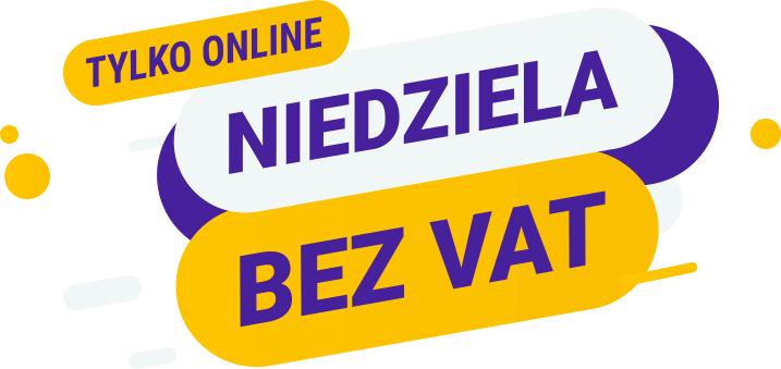 Niedziela bez VAT - sklep internetowy Play