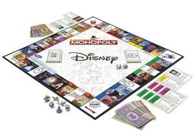 Hasbro Monopoly Disney C2116
