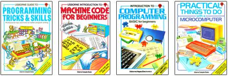 Usborne 1980s computer books za darmo